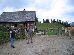 Foto: Wolfgang Dröthandl / Wander Tour / Vom Niederalpl auf den (die) Tonion / Weißalm, Quelle: www.mariazell.at / 31.01.2011 12:38:00